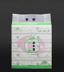 親蘋果本色抽取式面巾紙0305